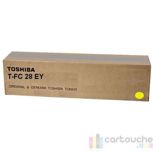 Toshiba Toshiba T-FC28EY (6AG00021112) toner yellow 24K (original)