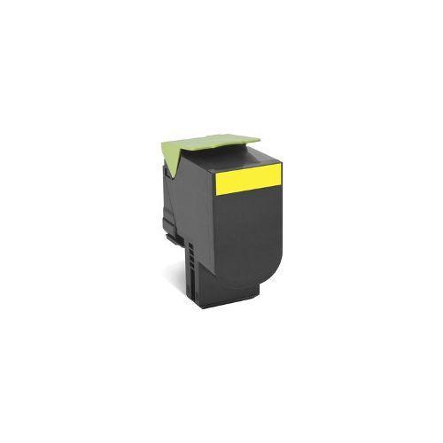 Lexmark Lexmark 80C0H40 toner yellow 4000 pages (original)