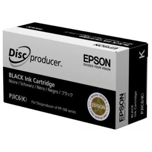 Epson Epson PJIC6 (C13S020452) ink black 26ml (original)
