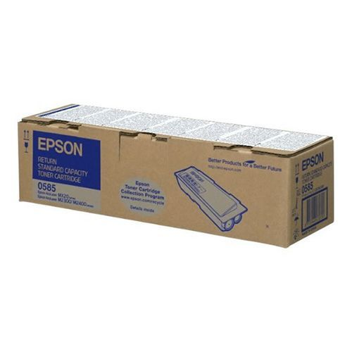 Epson Epson 0585 (C13S050585) toner black 3K return (original)