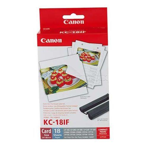 Canon Canon KC-18IF (7741A001) photopack (original)