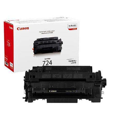 Canon Canon 724 (3481B002) toner black 6000 pages (original)
