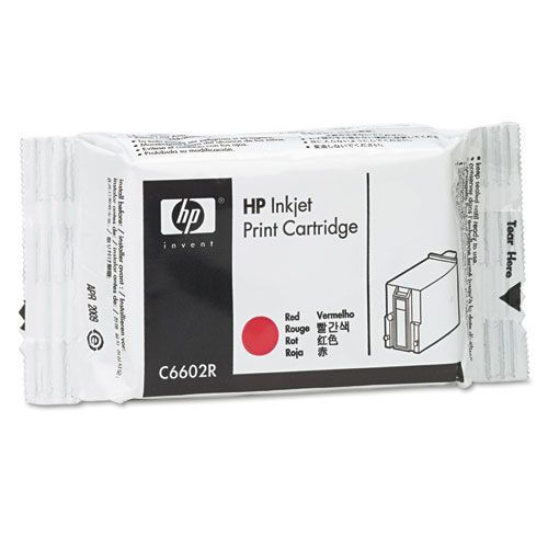 HP HP C6602R ink red 18ml (original)