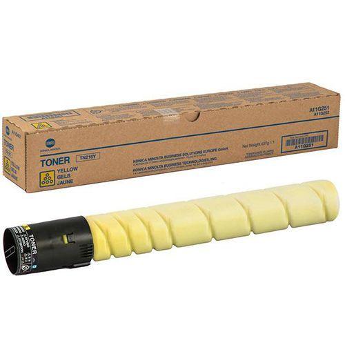 Minolta Minolta TN-216Y (A11G251) toner yellow 26000p (original)