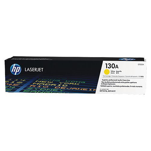 HP HP 130A (CF353A) toner yellow 1000 pages (original)