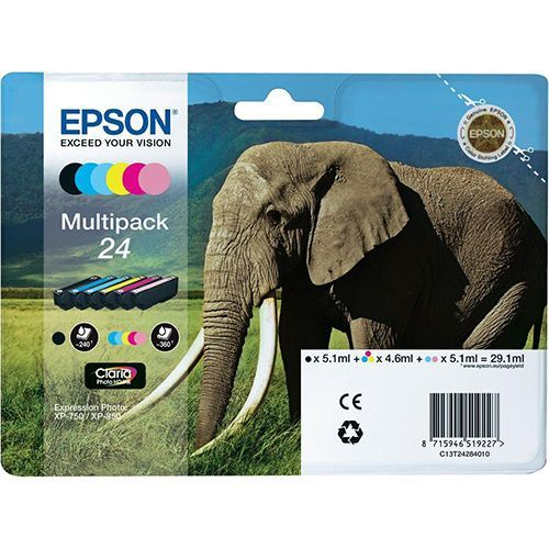 Epson Epson 24 (C13T24284011) multipack 2040 pages (original)