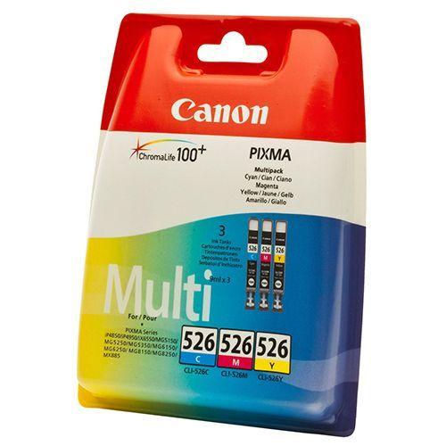 Canon Canon CLI-526Z (4541B009) multipack c/m/y 3x9ml (original)