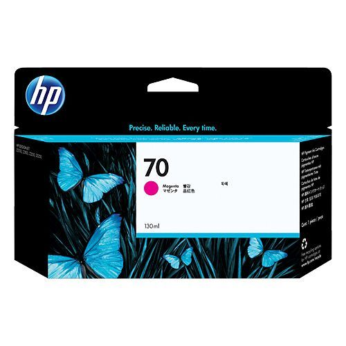 HP HP 70 (C9453A) ink magenta 130ml (original)