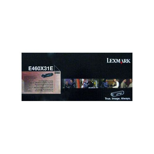 Lexmark Lexmark E460X31 toner black 15000 pages (original)