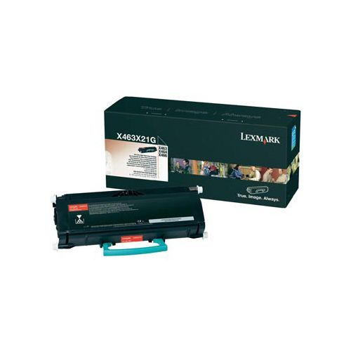 Lexmark Lexmark X463X31G toner black 15000 pages (original)