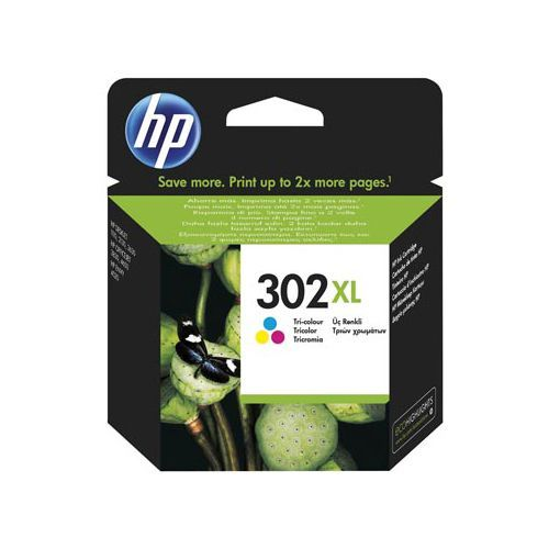 HP HP 302XL (F6U67AE) ink color 330 pages (original)