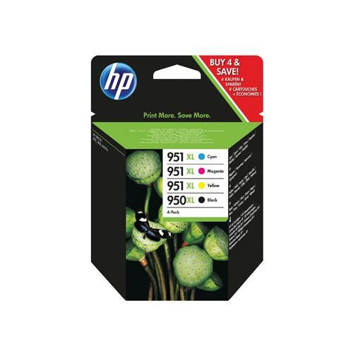 HP HP 950XL/951XL (C2P43AE) multipack black + 3color (original)