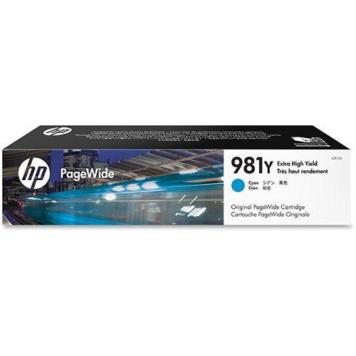 HP HP 981Y (L0R13A) ink cyan 16000 pages (original)