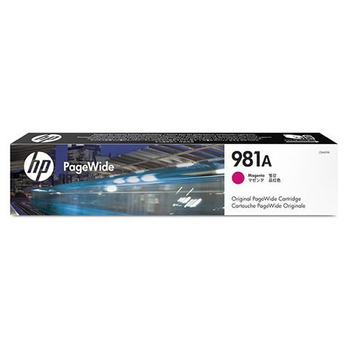 HP HP 981A (J3M69A) ink magenta 6000 pages (original)