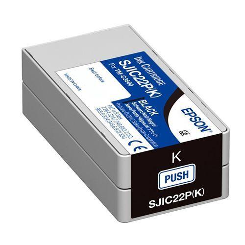 Epson Epson SJIC22PK (C33S020601) ink black 32,5ml (original)