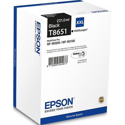 Epson Epson T8651 (C13T865140) ink black 10000 pages (original)