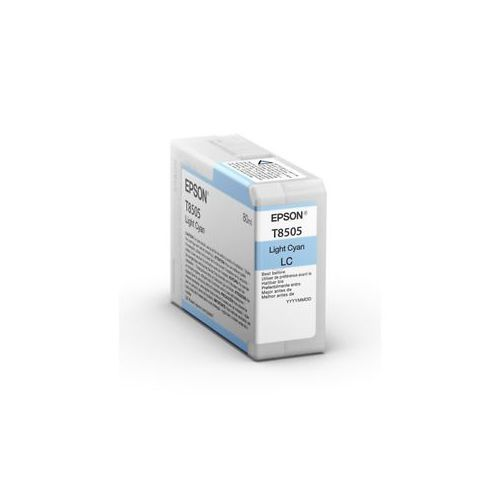 Epson Epson T8505 (C13T850500) ink light cyan 80ml (original)