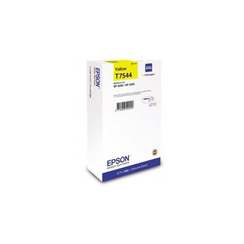 Epson Epson T7544 (C13T754440) ink yellow 7000 pages (original)