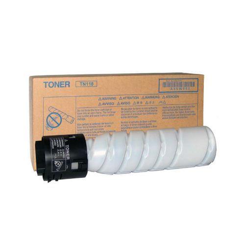 Minolta Minolta TN-118K (A3VW050) toner black 2x12000p (original)