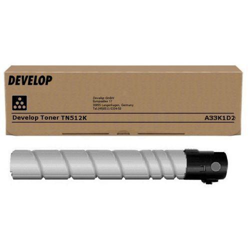 Develop Develop TN-512K (A33K1D2) toner black 27500p (original)