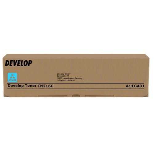Develop Develop TN-216C (A11G4D1) toner cyan 26000p (original)
