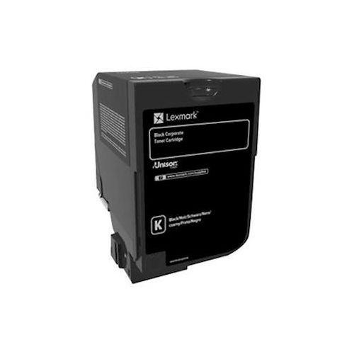 Lexmark Lexmark 74C20KE toner black 3000 pages project (original)