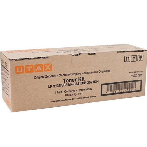 Utax Utax 4413510010 toner black 7200 pages (original)