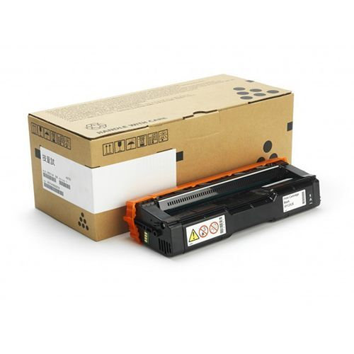 Ricoh Ricoh SP C252E (407531) toner black 4500 pages (original)