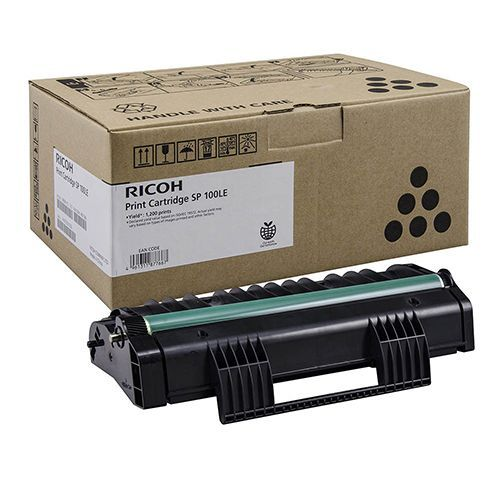 Ricoh Ricoh TYPE SP-100LE (407166) toner black 1200p (original)