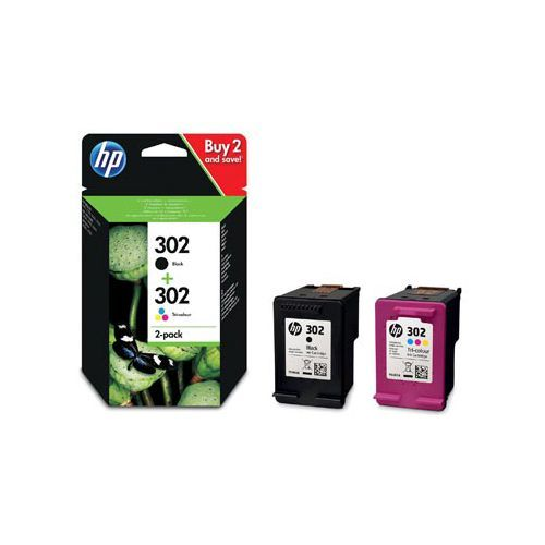 HP HP 302 (X4D37AE) ink color 190 pages (original)