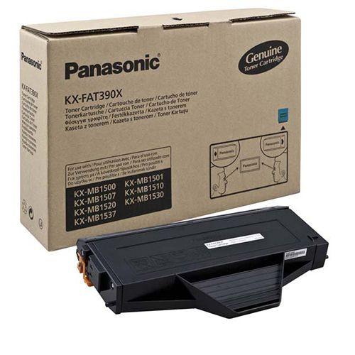 Panasonic Panasonic KX-FAT390X toner black 1500 pages (original)