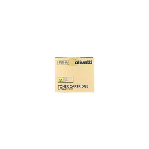 Olivetti Olivetti B1134 toner yellow 5000 pages (original)