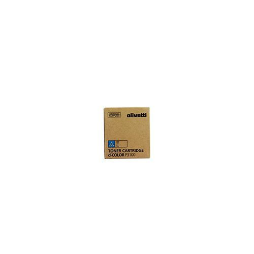 Olivetti Olivetti B1124 toner cyan 5000 pages (original)