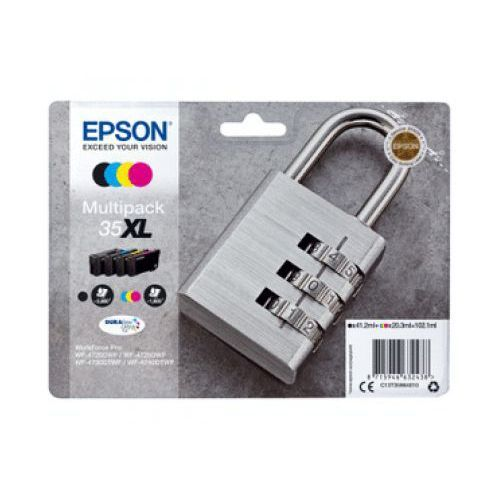 Epson Epson 35XL (C13T35964010) multipack (original)
