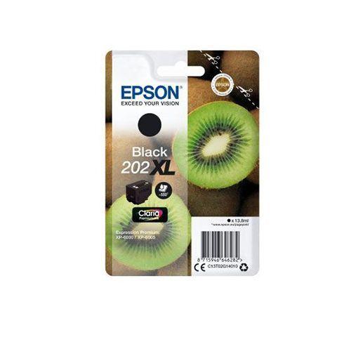 Epson Epson 202XL (C13T02G14010) ink black 13,8ml (original)