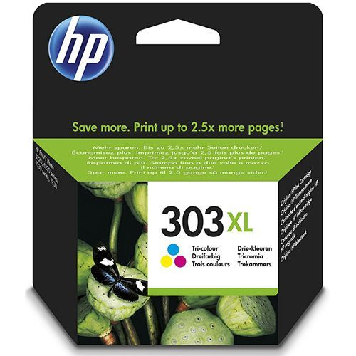 HP HP 303XL (T6N03AE) ink color 415 pages (original)