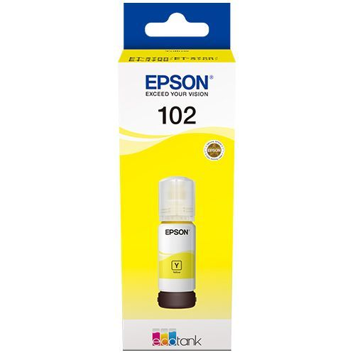 Epson Epson 102 (C13T03R440) ink yellow 6000 pages (original)