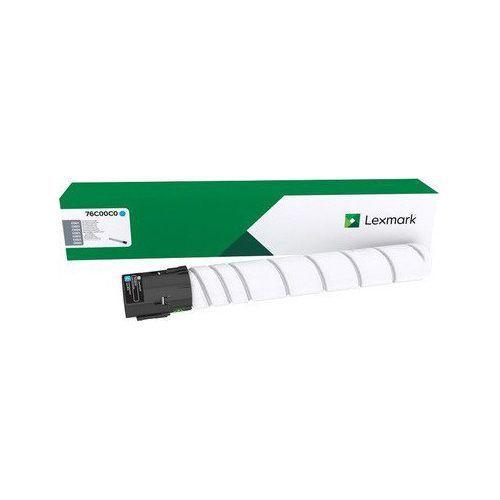 Lexmark Lexmark 76C00C0 toner cyan 11500 pages (original)