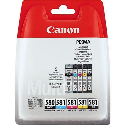 Canon Canon PGI-580/CLI-581 (2078C005) multi 5x11,2ml (original)