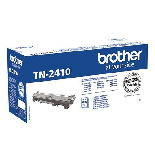 Brother Brother TN-2410 toner black 1200 pages (original)