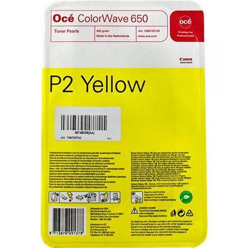 Océ OCE 1060125743 toner yellow 500g (original)