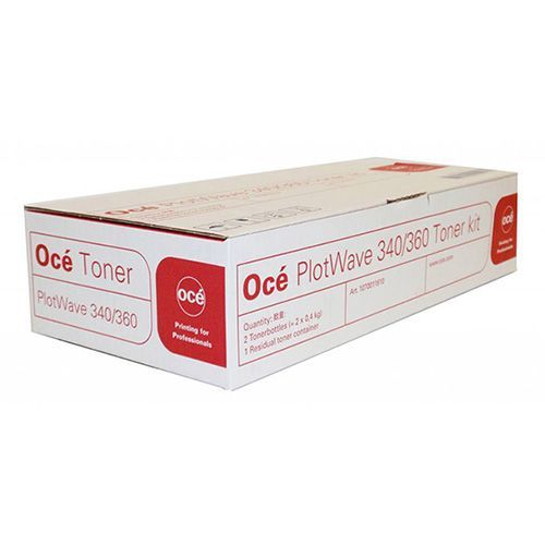 Océ OCE 1070011810 toner black 2x400g (original)