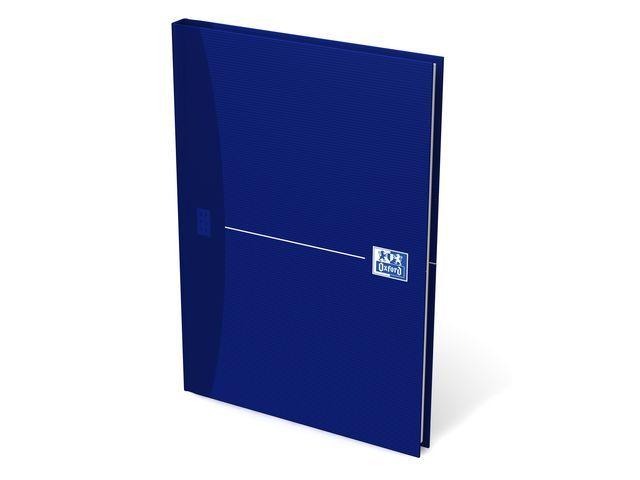 Oxford Registerboek Original Blue A5 lijn/pk5