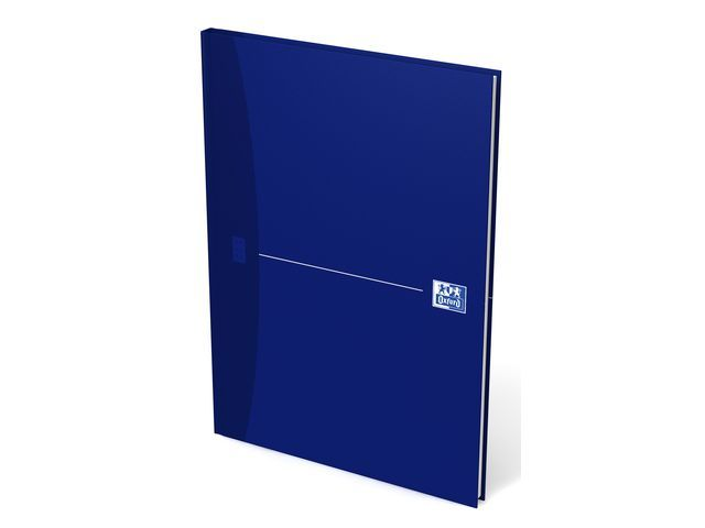 Oxford Registerboek Original Blue A4 lijn/pk5