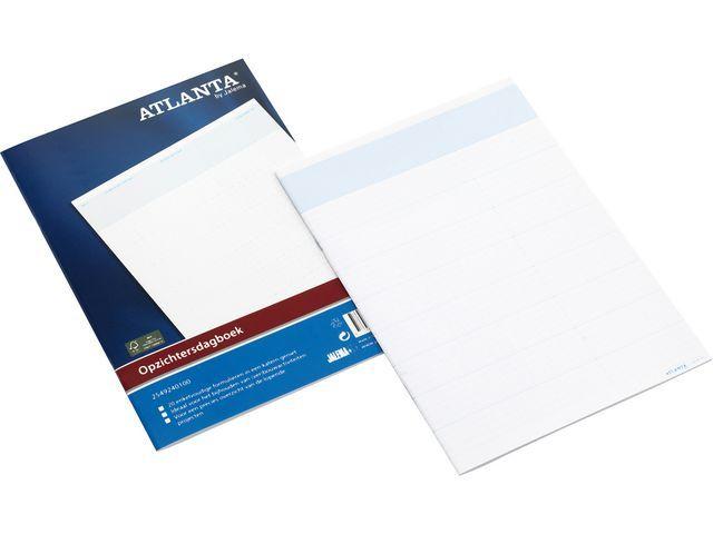 ATLANTA Opzichtersdagboek Atlanta /blok 20