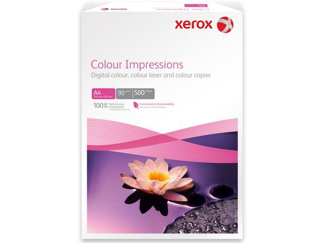 Xerox Papier Xerox A4 90g Col Impr/ds5x500v