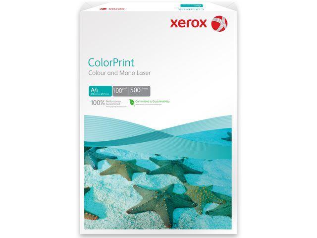 Xerox Papier Xerox A4 100g Colorprint/ds4x500v