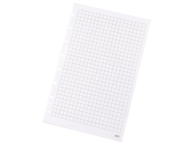 M by Staples Interieurpapier ARC A5 ruit/pak 50v