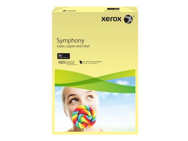 Xerox Papier Xerox A4 80g geel/pak 500v