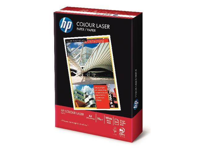 HP Papier HP A4 90g Colour Laser/ds 5x500v